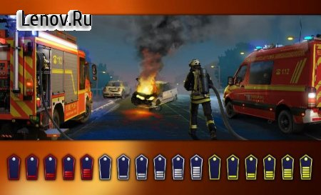 Emergency Call – The Fire Fighting Simulation v 1.0.1065 Мод (полная версия)