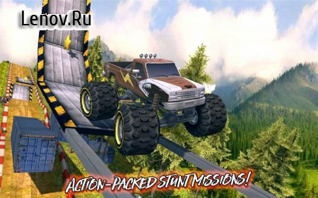 AEN Dirt Climb Freestyle Trail v 1.2 Мод (Unlocked/Ads-free)