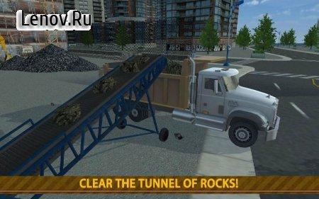 Tunnel Construction Simulator 2019 v 1.2 Мод (Unlocked/Ads-free)