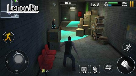 Prison Escape v 1.3 (Mod Money)