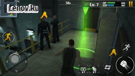 Prison Escape v 1.0.9 (Mod Money)