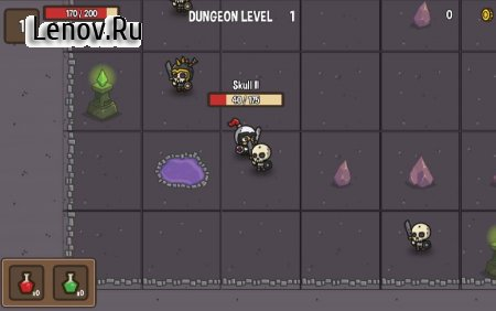 The Dungeon Tiny v 1.0.2 (Mod Money)