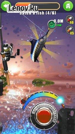 Wild Fishing Simulator v 4.1.0 (Mod Money)
