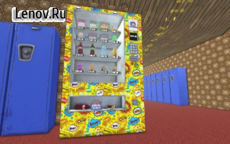 Vending Machine Timeless Fun v 4.54 Мод (Unlocked)