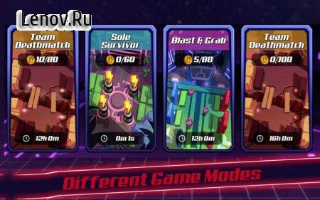 Blast Squad v 0.28 Мод (Full bullets/Bullets Quick Change)