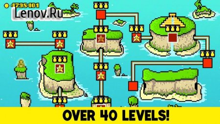 Pipe Lord v 1.09 Мод (Infinite lives)