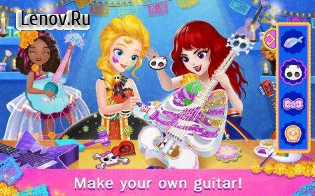 Princess Libby's Music Journey v 1.1 Мод (Infinite Stars)