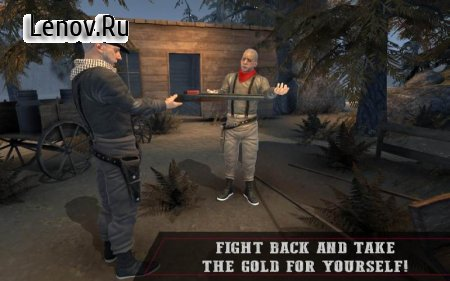 West Mafia Redemption: Gold Hunter FPS Shooter v 1.1.5 Мод (Free Shopping)