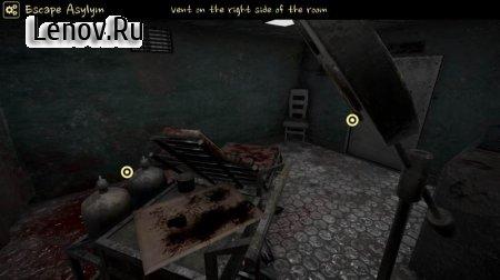 Escape Asylum v 1.0 Мод (полная версия)