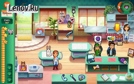 Dr. Cares - Amy's Pet Clinic v 1.24 (Mod Money/Unlocked)