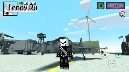 Skyblock Hunter Survival Games v 1.0.0