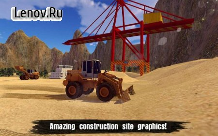 Loader & Dump Truck Hill SIM v 1.6 (Mod Money/Unlocked)