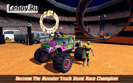 Football Stadium Truck Battle v 1.2 (Mod Money/Unlocked)
