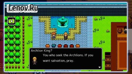 Archlion Saga – Pocket-sized RPG (обновлено v 1.1.0g) (Mod Money)