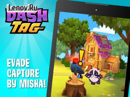 Dash Tag - Fun Endless Runner! v 1.1.9 (Mod Money)