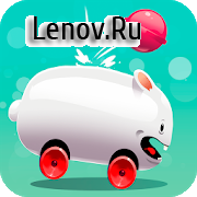 Candy Bounce v 1.0.0 Мод (Ads-free)