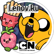 Cartoon Network Match Land v 1.1.3 Мод (Unlimited Gems)