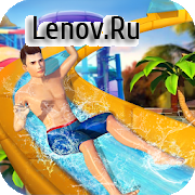 Water Adventure Slide Rush v 1.1.0 (Mod Money)