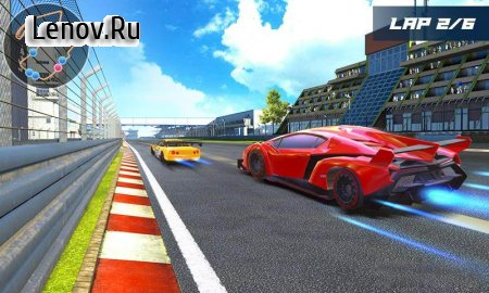 Drift Car City Traffic Racing v 1.2.0 Мод (Free Shopping)