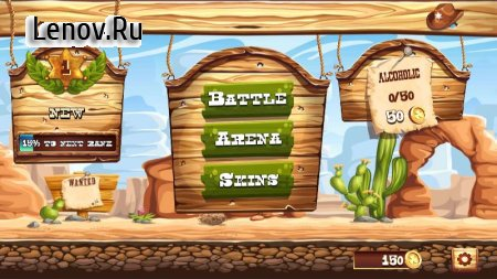 Battle West v 1.0 (Mod Money)