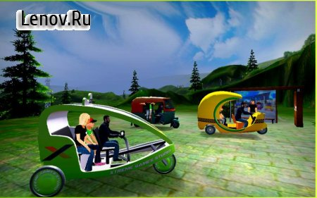Tuk Tuk Chingchi Rikshaw v 1.2 (Mod Money)