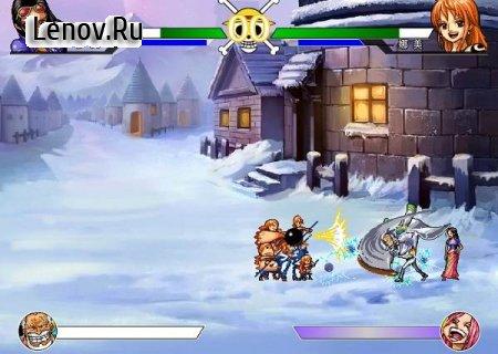 NARUTO ONE PIECE FIGHT - Manga Fight 2 v 1.0.1.1 (Mod Menu/One Hit/God Mode)