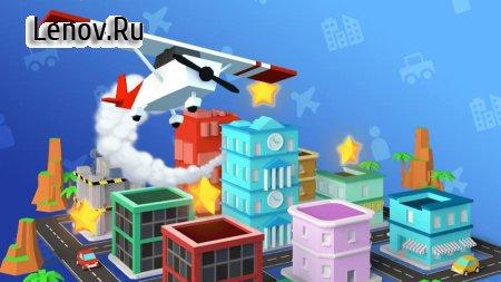 Arcade Plane 3D v 0.1.1 (Mod Money)