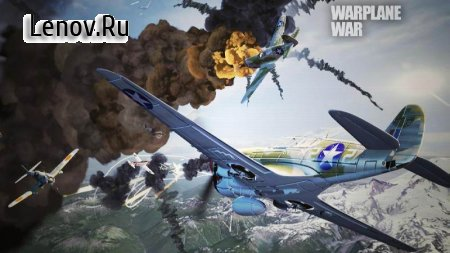 World Warplane War:Warfare sky v 1.0.5 (Mod Money)