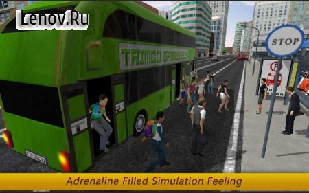 City Bus Driver 2016 v 1.3 (Mod Money/Unlocked)