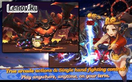 Sword Fantasy Online v 7.0.11 (God Mode/Weak Enemy)