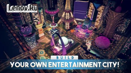 My City - Entertainment Tycoon v 1.2.2 (Mod Money)