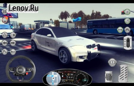 Taxi Car Simulator 2018 Pro v 0.1 (Mod Money)