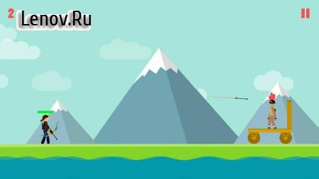 Stickman Archer 2 v 2.3.1 (Mod Money)