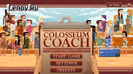 Colosseum Coach v 1.04 (Mod Money)