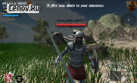 Medieval Survival World 3D v 1.4 (Mod Money)