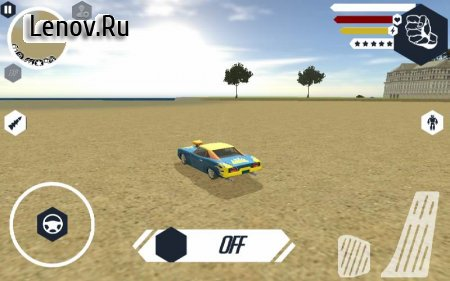 Muscule Car Robot v 1.0 Мод (Unlimited SkillPoints/All Levels Unlocked)