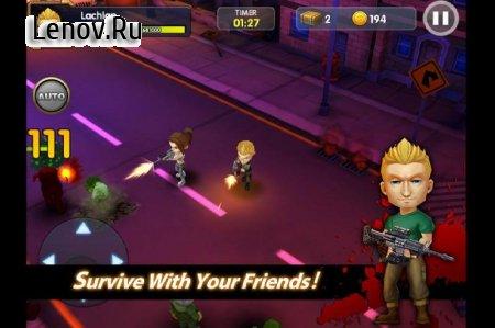 Zombie Bane v 1.0 (Mod Money)