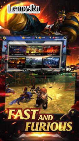 Dynasty Dragons: Warriors S·RPG