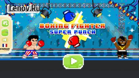 Boxing fighter : game arcade v 3 (Mod Money)
