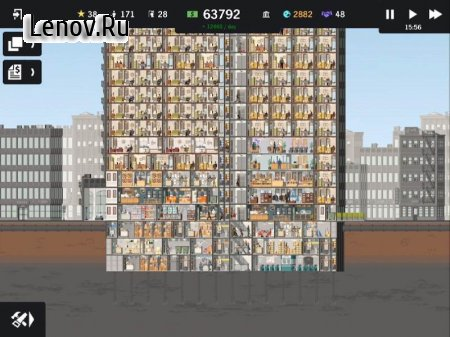 Project Highrise v 1.0.12 Мод (Unlocked)