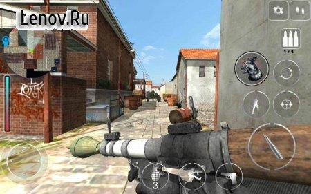 Secret Agent Lara FPS : Shooter Action Game v 1.0.2