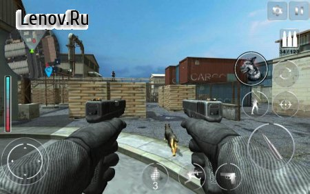 Secret Agent Lara FPS : Shooter Action Game v 1.0.2