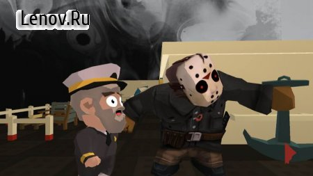Friday the 13th: Killer Puzzle v 1.12.3 Мод (Unlocked)