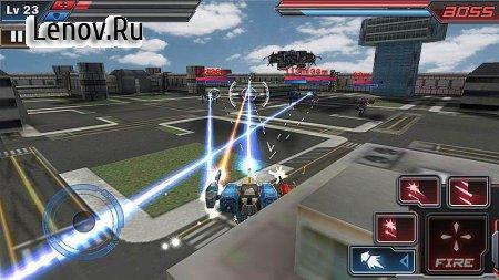 Robot Strike 3D v 1.2 (Mod Money)