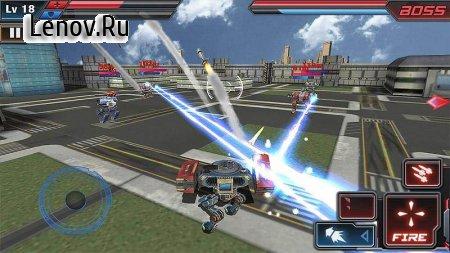 Robot Strike 3D v 2.0 (Mod Money)