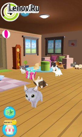 My Talking Kitten v 1.1.3 (Mod Money)