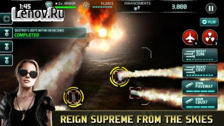 Drone Shadow Strike v 1.24.119 Мод (Unlimited Coin / Cash)