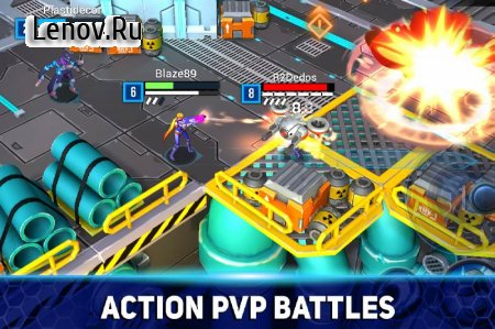 Battle Royale: Ultimate Show v 1.05 Мод (Skill No CD/Skill Charge always full)