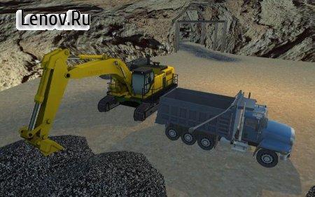 Cave Mine Construction Simulator v 1.1 (Mod Money)