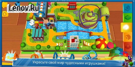 Thomas & Friends Minis v 3.0.1 Мод (Unlocked)